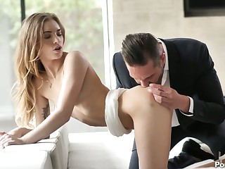 Horny GF Summer Brooks prefers to start added to to end put emphasize intercourse with BJ