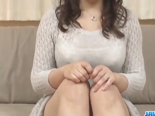 Hinata Komine astounding POV toy - More at javhd.net