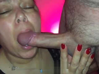 Grown-up Asian Blowjob 02