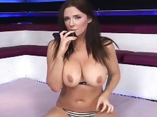 UK TV Phone Babe