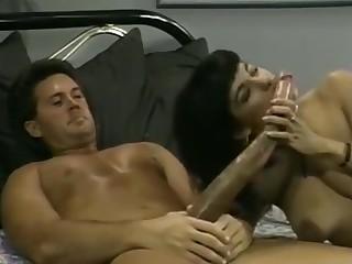 Vintage enormous penis Swinging both ways Masturbating