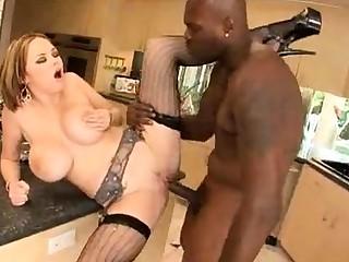 Interracial MILF Hardcore Orgy