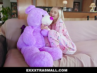 Hot Blond Teen Fucked Hardcore By Big White Load of shit