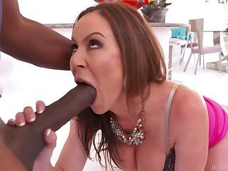 Kendra Lust - The Mandingo Pauper Interracial Porn