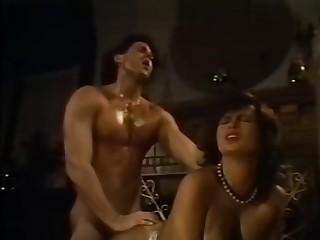 Vintage porn video with sexy retro babe