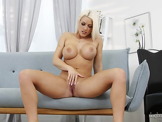 Premium compilation with hot pornstars fretting their clits and vags