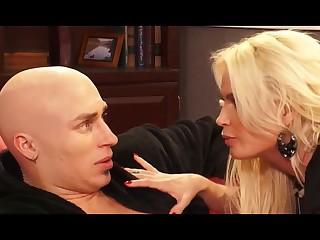 Stepmom Loves Son's Huge Penis