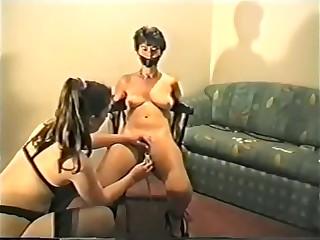 Bit of crumpet Biggi and slave Kirsten SVP 36