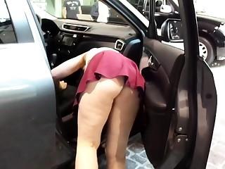 Exhibits in car dealership 4
