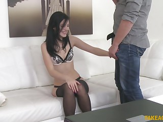 Anie Darling is on the casting so she wants to show will not hear of fucking gift
