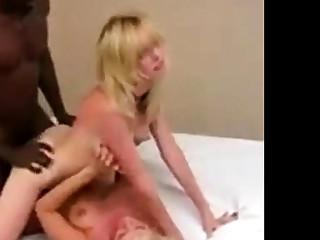 black fuck white