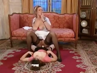 Mozenrath Presents : Vintage Two Beuty Italian Maid Lesbian