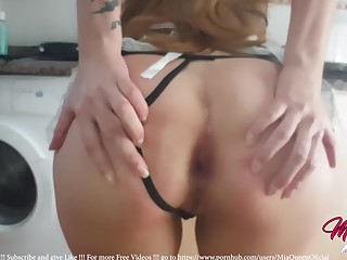 Mia King - Ill Petite Maid Latina gets Butt Fuck Have Sex in th - webcam