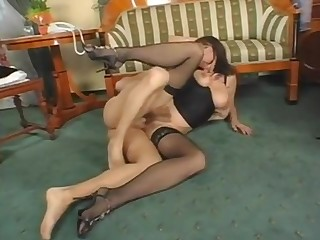 sexy chubby pair milf