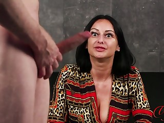 Cassie Clarke - Wire The Hooey CFNM Masturbation
