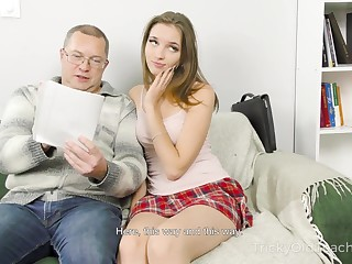 Home lore leads to sex with an increment of Mellisandra is one naughty student