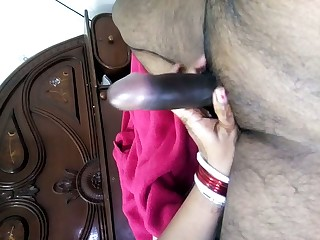 Some exact amateur handjob given by throughout natural Desi nympho