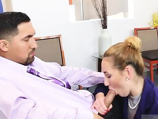 Daddy breed girl Bring Your friend's daughter Around Work Day