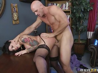 Fucking With Her Boss