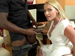 Your boss's huge, knavish dick congregation me cum over and over again